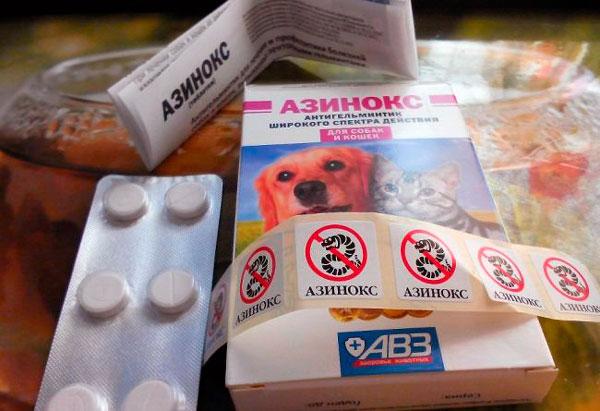 Инструкция по применению Азинокса